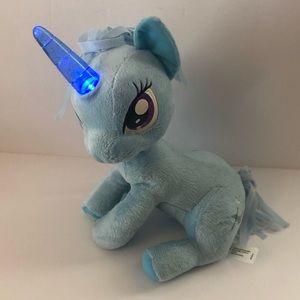 Light Up Horn My Little Pony MLP Stuffed Toy